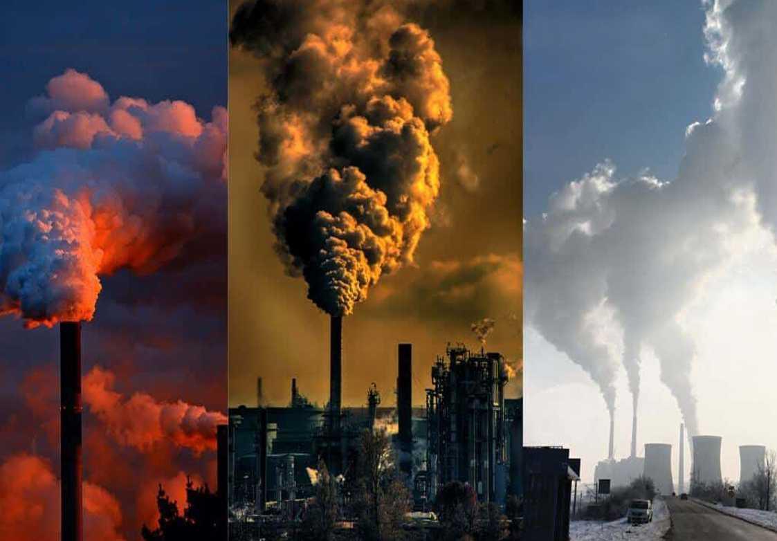 Ô nhiễm không khí do nhà máy nhiệt điện